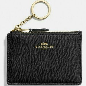 🌷(NEW WITH TAGS )●COACH Credit Card/ID Wallet🌷🌷